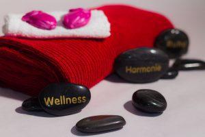 Rehabilitacja - Rydułtowy - Masaż gorącymi kamieniami